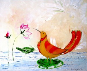Le nectar du Lotus